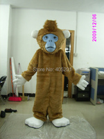 POLYFOAM high quality costume blue face monkeys mascot costumes apes costumes