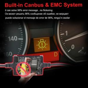 Image 2 - YHKOMS Canbus LED de phare de voiture, ampoule anti brouillard automatique H4 H7 3000K 4300K 6500K 8000K 9005 K, LED H11 H8 H1 H3 9006 880 881 H27