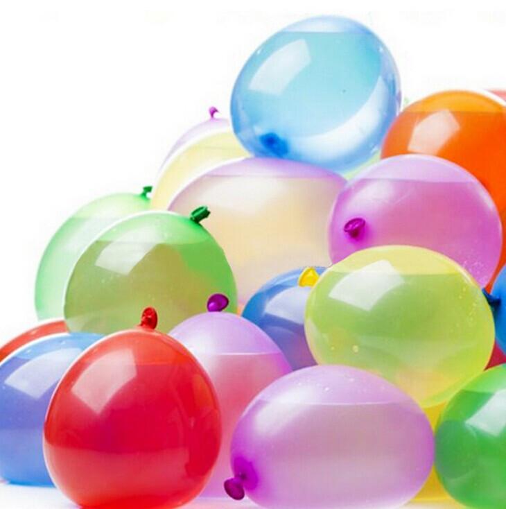 populares globo mgico globo de agua de verano juguetes globos de colores