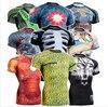 2016 New Fashion Karate Martial Arts Short Sleeve T Shirt KICK MMA SHOTOKAN Tees Personalize Sublimation