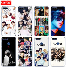Silicone Cover Phone Case For Huawei Honor 7A PRO 7C Y5 Y6 Y7 Y9 2017 2018 Prime VIXX LR Kpop ST RLIGHT(China)