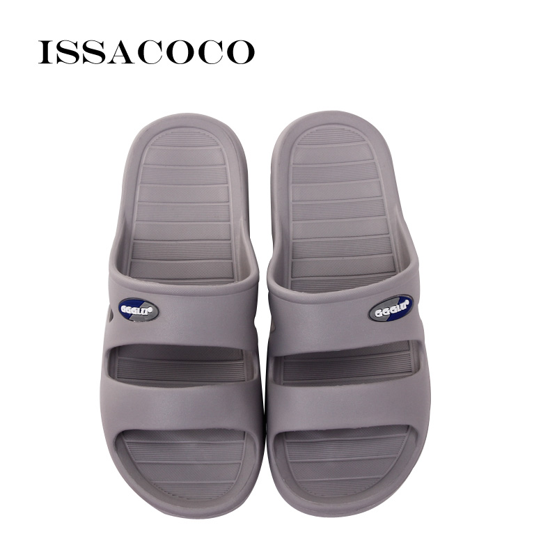 ISSACOCO 2018 Apavi vīriešiem Čības Sandales Vīrieši Vasaras - Vīriešu apavi - Foto 3