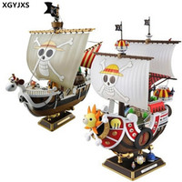 Japanese Anime One Piece 2 Years After The Ship Sonny Number Thousand Sunny Miliu Assembly Model