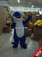 2018 New Free Shipping Dolphins Mascot Costume Cartoon Character Costume Mascot Cosplay Custom Products Customized
