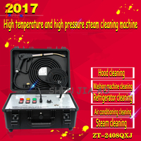 1pc Home Appliances High Temperature And High Pressure Steam Cleaning Machine Hot Water Cleaning Hood Equipment