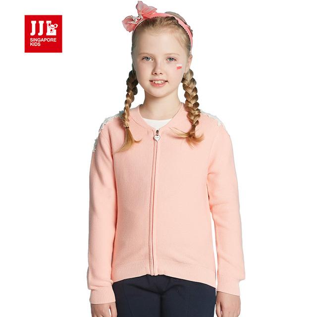 Niñas abrigos suéter de la rebeca de los niños ropa de invierno de las muchachas outwear ropa de niños ropa de marca dropshipping