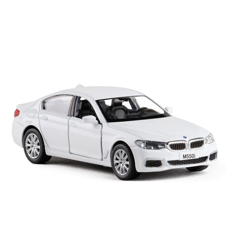 Paduan BMWm550I Model Diecasts
