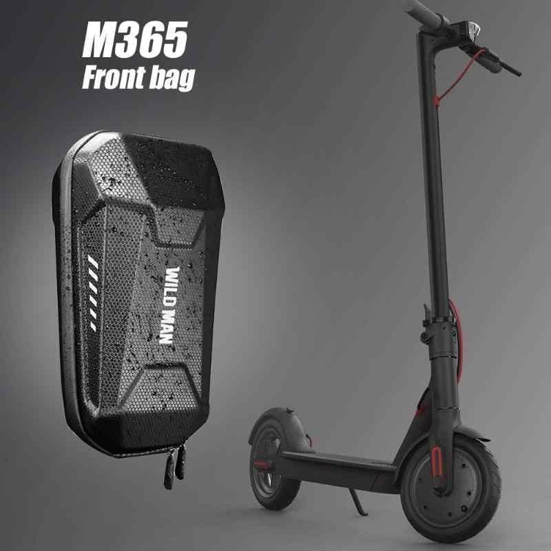 Scooter électrique tête poignée sac avant chargeur sac planche à roulettes outil sac de rangement transporteur sac suspendu pour Xiaomi Mijia M365