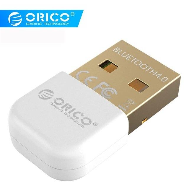 ORICO Bluetooth4.0 USB Adapter Dongle Không Dây Transmitter Receiver cho PC cho Windows Vista Tương Thích Bluetooth 2.1/2.0/3.0