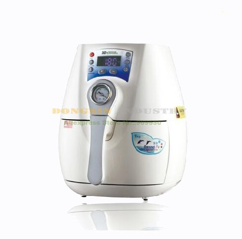 3D máquina de transferência de calor para a Caneca MG Multicolor impressão ST-1520 3D Máquina da imprensa do calor Da máquina de impressão Caneca