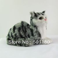 free shipping ornament cat love cat for home decoration