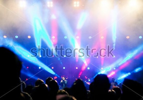 Concert Stage Lights Shining Photo Backdrop Vinyl Cloth High Quality Computer Printed Backgrounds For Sale In Background From Consumer Electronics