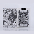 1 Deck Bicycle Pirate Playing Cards Magic Deck Set  Limited Edition New Sealed Magic Props Magia Tricks 81274