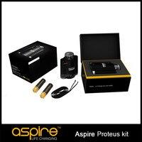 Toptan-Orijinal Aspire Proteus E-nargile Kiti E Sigara Başlangıç Kitleri 10 ML Aspire Proteus Kiti 15 Adet/grup