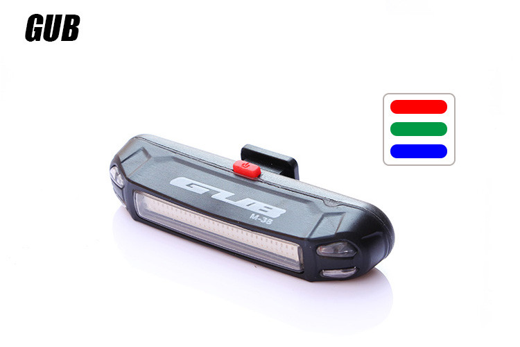 Bicycle Light Bike Cycling Waterproof Taillight 30 LED 500mAh Super Light With USB Rechargable Safety Night Riding Rear Light
