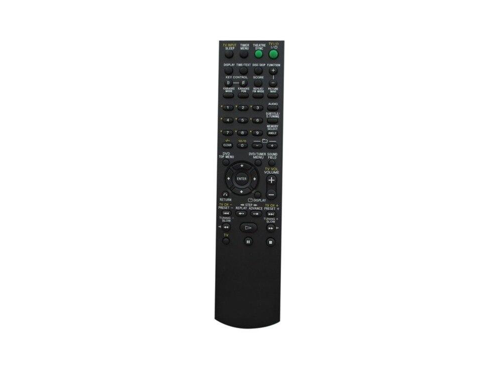 Télécommande Pour Sony RM-AMU051 MHC-GZR99D MHC-GZR88D MHC-GZR77D MHC-GZR999DA MHC-GZR888DA Mini HI-FI Système Composant de