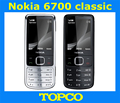6700C Original Nokia 6700 Cell Phone Unlocked 6700 Classic Mobile Phone 3G GSM GPS Fast Free Shipping