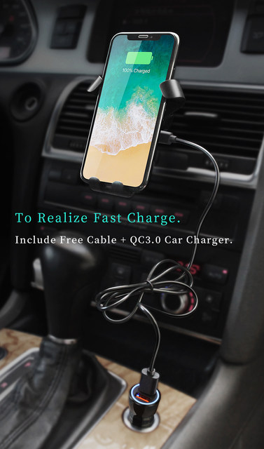wireless car charger 6.1