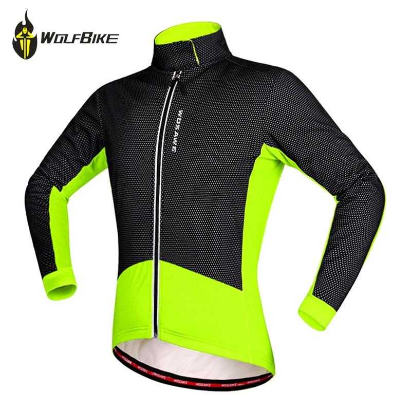 Pánská bunda z měkkého skořepiny pro cyklisty Mtb Bike Windbreak Nepromokavé sportovní pláště na kolech Jezdecké termo fleecové bundy