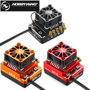 Image 1 - RC ESC,Hobbywing XERUN XR10 PRO 160A Sensored Controlador de velocidad sin escobillas para RC 1/10 buggy racing drift car
