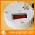 O Envio gratuito de 8 ''Em Movimento Turntable Rotary Jóias Display Stand Titular alimentado por bateria e Adaptador AC