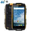 Teléfono androide A Prueba de agua ip68 Resistente Smartphone GPS A Prueba de Choques original S18 MTK6735 Quad Core 4G LTE Glonass GPS 2 GB RAM 13MP
