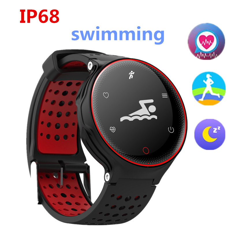 Original X2 Smart Band Bracelet IP68 Wtaerproof Wristband Fitness Tracker Smart Bracelet Heartrate Monitor Android