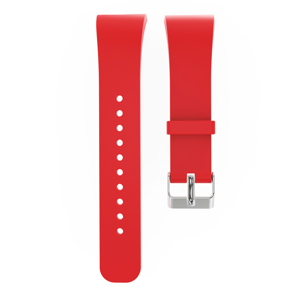 Fashion Watch Bands Luxury Silicone Watch Replacement Band Strap for Samsung Gear Fit 2 SM-R360 Sport Watch Straps