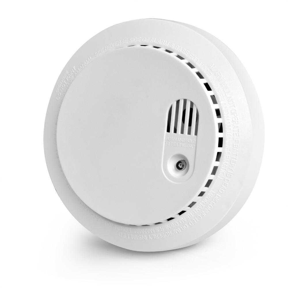 Wifi smoke detector sensor Home security alarm for smart life app control alert Home automationWifi smoke detector sensor Home security alarm for smart life app control alert Home automation