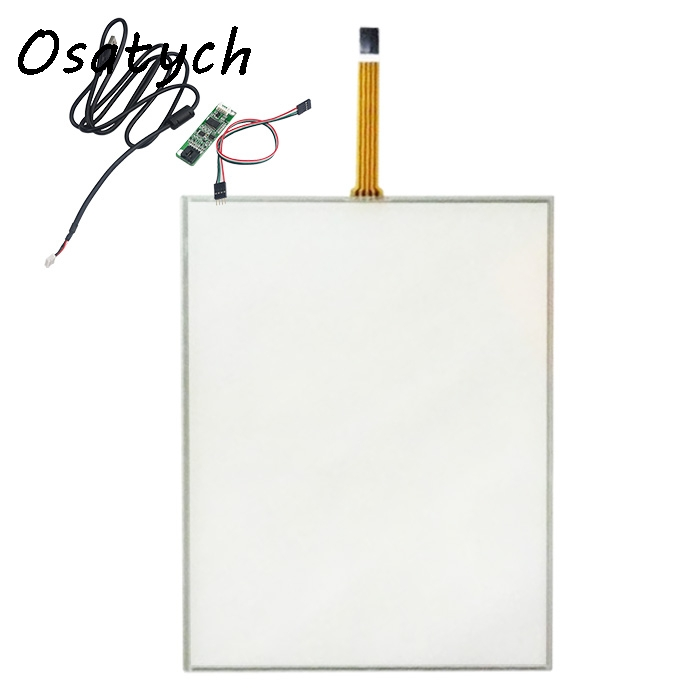 New12.1 Inch 4Wire Resistive Touch Screen Panel for 260mm