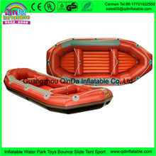 Exciting water sports hull inflatable river raft boat for sale
