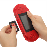 Hot Sale 2016 PXP3 2 7inch 16 Bit Portable Handheld Video Game Players SLIM Games Console