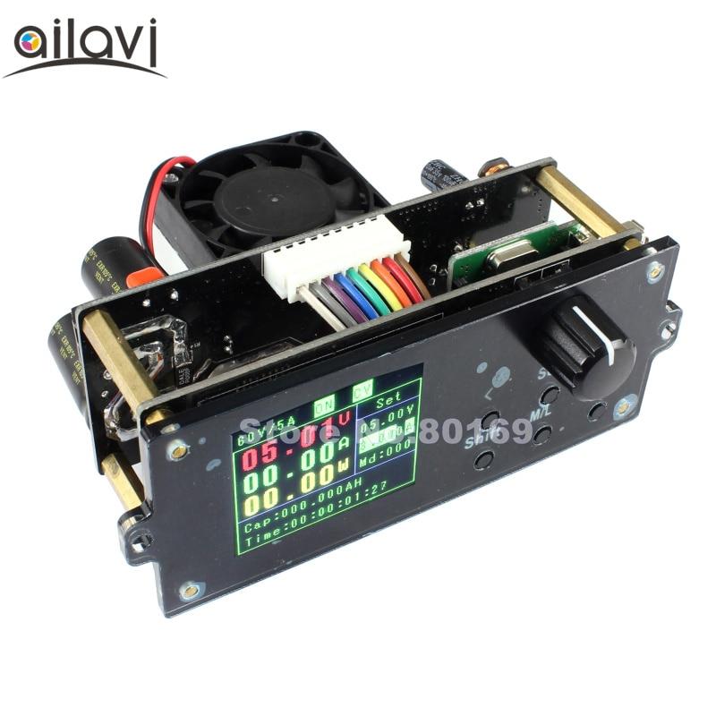 DPX6005S Laboratoire Alimentation 60V5A Réglable CNC DC Régulateur de Tension Buck Module Affichage Numérique Tension et Courant