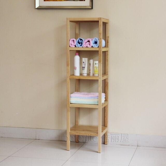 clapboard hout planken opbergrek plank badkamer plank ikea shopping ...