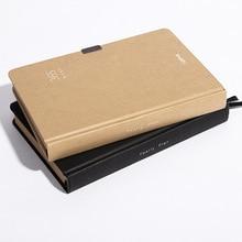 """""""الأعمال 365"""" غطاء صلب كبير دفتر مذكرات Vintage مجلة الكلاسيكية كرافت أوراق المفكرة قفل مذكرة"""