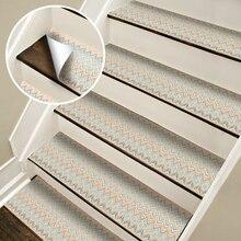 3D наклейка на лестницу Съемная Водонепроницаемая самоклеящаяся наклейка на пол для кухни домашний декор гостиной художественная виниловая наклейка на стену s