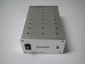 TeraDak DC-30W DC9V 2.5A KO  SS ESP950 Linear Power supply