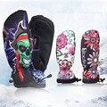 Boodun invierno al aire libre guantes de esquí y guantes resistente al agua caliente guantes dentro de puntos, la producción china entrega gratuita
