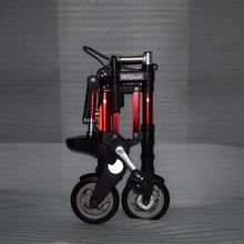 Прямая с фабрики гироборд с колесами 8 дюймов Новейшие усовершенствованные мини Ультра светильник складной велосипед портативный алюминиевый штатив с защитой от горный велосипед