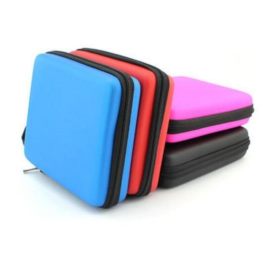 Blue Color Hard Carry Travel Case Bag Pouch For Nintendo 2ds Console
