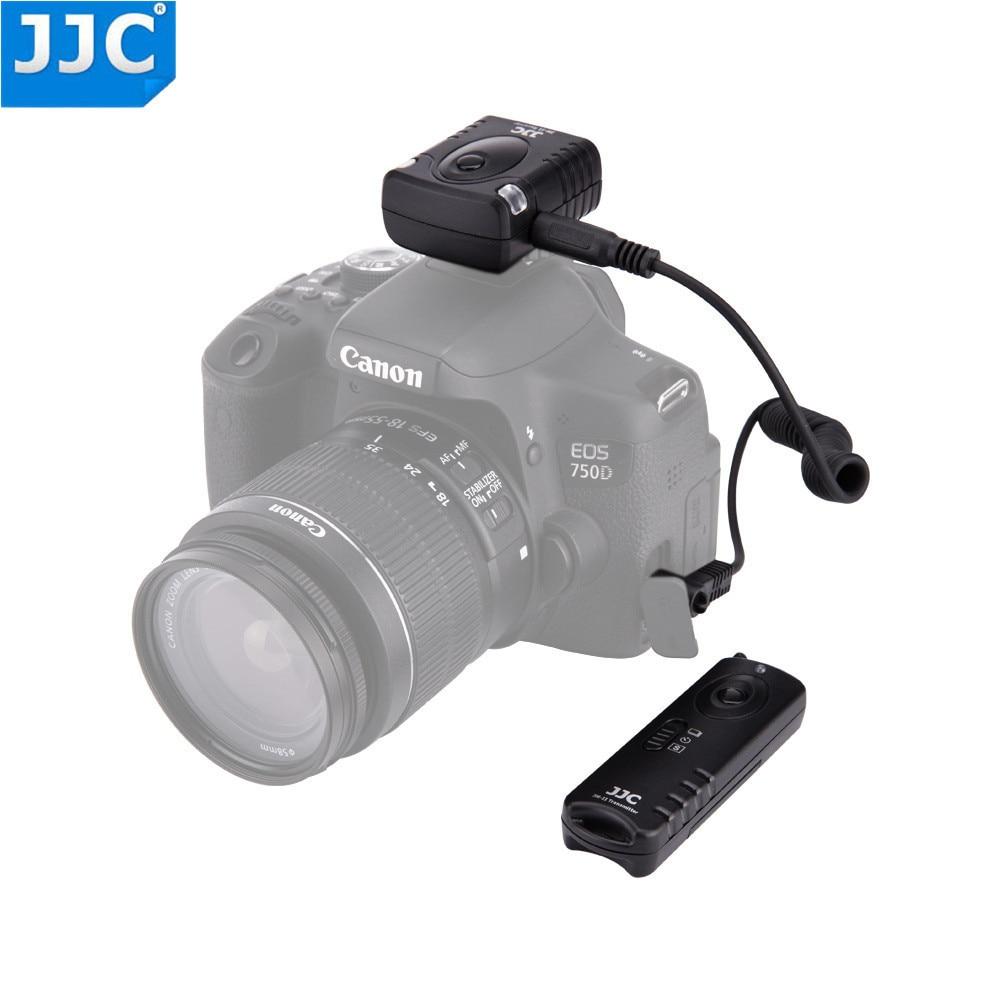 JJC Cable-C Remote Control Cord for Canon EOS G1X Mark II 70D 100D 700D 60Da 650D 600D Rebel SL1 T5i T4i T3i T3 Kiss X7i X6 X5 Powershot G16 G1 X G12 SX50 HS SX60 HS