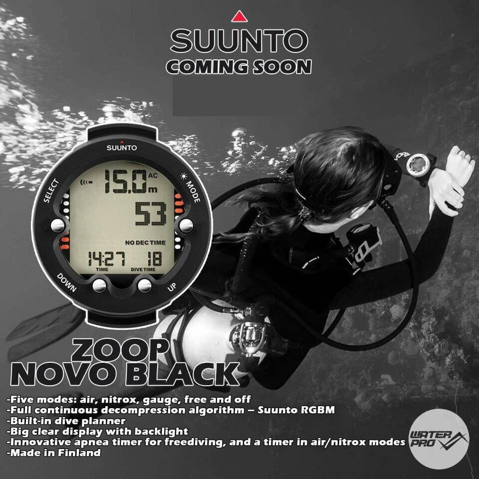 SUUNTO ZOOP NOVO սուզվելու համակարգիչ - Ջրային մարզաձեւեր - Լուսանկար 3