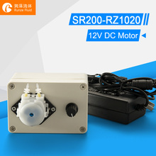 Low Flow Rate Small Peristaltic Pump Speed Adjustable стоимость