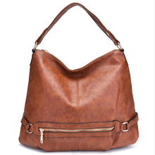 Female handbag women shoulder bag female large tote bags hobo soft artificial leather ladies crossbody messenger bag purse NEW стоимость