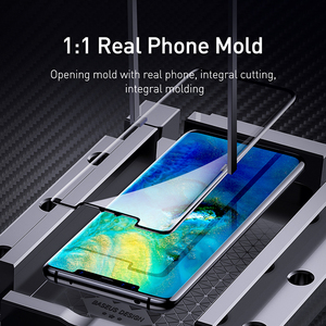 Image 3 - Baseus 2pcs 0.15mm Screen Protector For Huawei Mate 30 20 Pro Protective Glass Film Soft Hydrogel Film For Huawei Mate 30 Pro 20