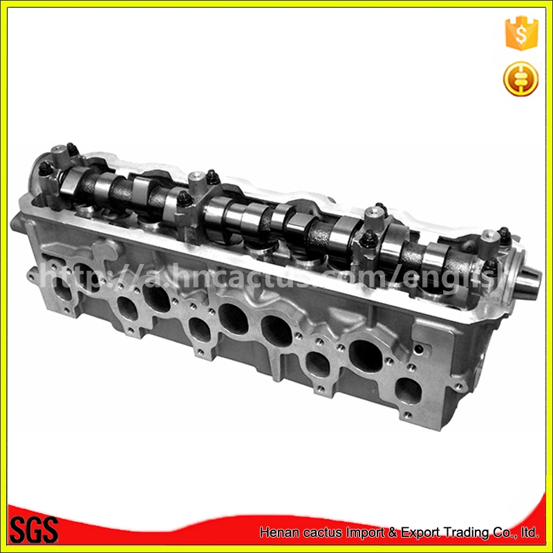 Auto Engine Parts Head Cylinder AAB AJA AJB Cylinder Head Assembly for VW TRANSPORTER T4 2.4D 074103351D