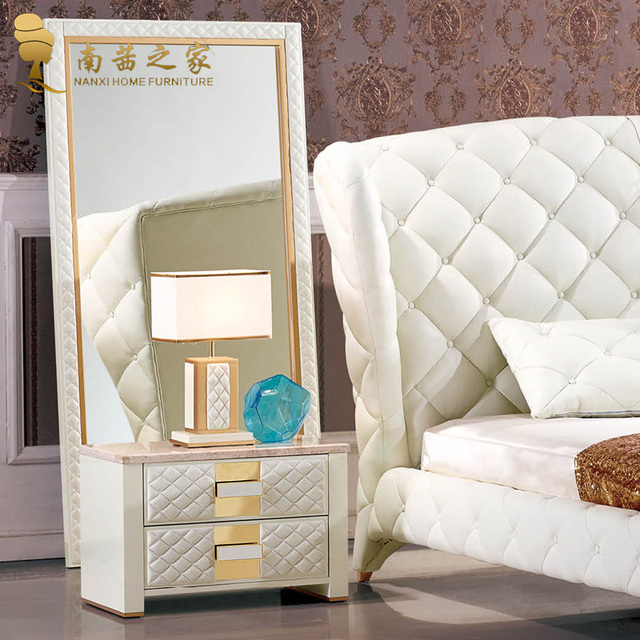 Italian Design Home Furniture Dressing Mirror Big Mirror Bedroom Furniture