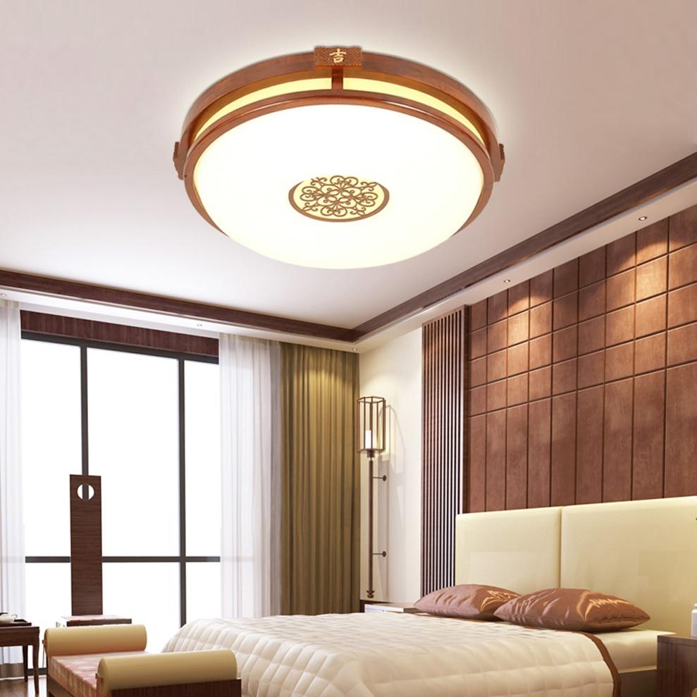 LED Chinese Wooden Acrylic LED Lamp.LED Light.Ceiling Lights.LED Ceiling Light.Ceiling Lamp For Foyer Bedroom Dinning Room