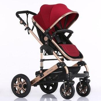 Luksuzna dječja kolica 2 u 1 , visoko kvalitetna kolica! 1