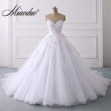 夏のレースのウェディングドレス 2020 スパゲッティストラッププラスサイズブライダルドレスシンプルなvestidosデnoiva свадебные платья 女性のための